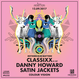 Classixx, Danny Howard, Satin Jackets at Exchange LA