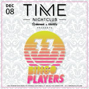 Bingo Players at Time Nightclub