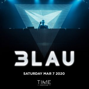 Blau at Time - March 7th