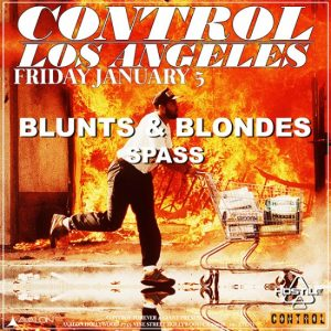 Blunts & Blondes at Avalon Hollywood