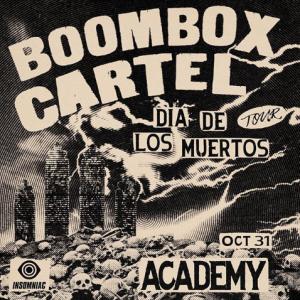 Boombox Cartel at Academy LA