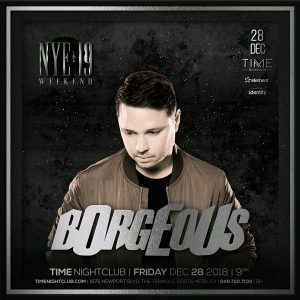 Borgeous-Silver at Time Nightclub - December 28, 2018