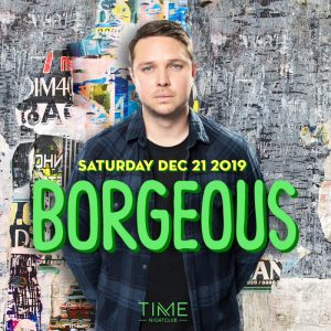 Borgeous at Time - Dec 22
