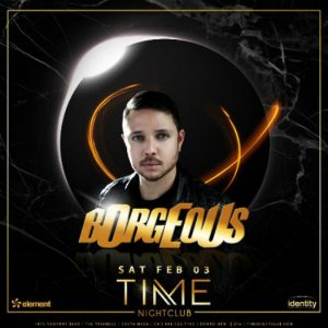 Borgeous at Time Nightclub