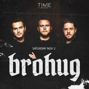 BroHug at Time - Nov 2
