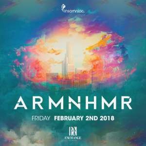Armnhmr at Exchange LA
