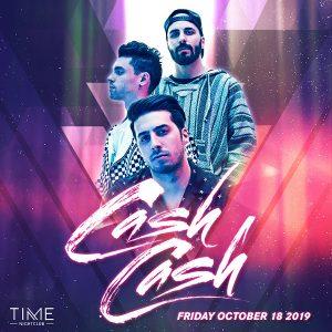 Cash Cash at Time - Oct 18