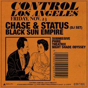 Chase & Status at Avalon - Nov 23