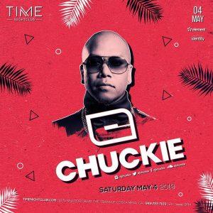 Chuckie at Time - May 4
