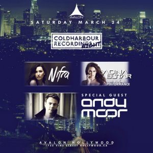 Coldharbour Night at Avalon Hollywood - March 24, 2018
