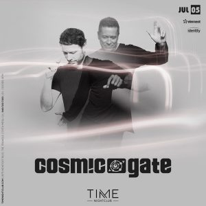 Cosmic Gate at Time