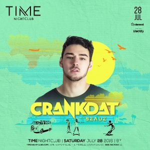 Crankdat at Time - Jul 28, 2018