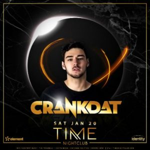 Crankdat at Time Nightclub