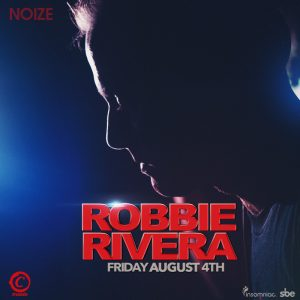 Robbie Rivera at Create Nightclub