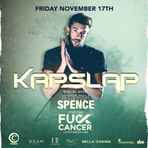 kap slap at create nightclub tickets guestlist