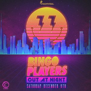 Bingo Players at Create Nightclub