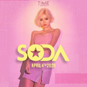 DJ Soda at Time - Apr 4