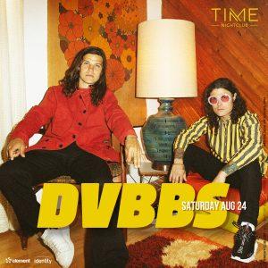 DVBBS at Time - Aug 24