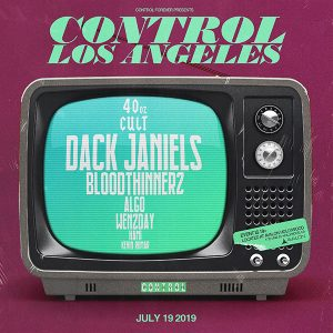 Dack Janiels at Avalon - July 19