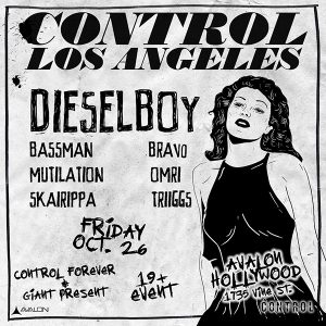 DieselBoy at Avalon - Oct 26, 2018