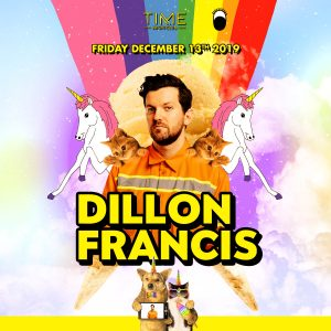 Dillon Francis at Time - Dec 13