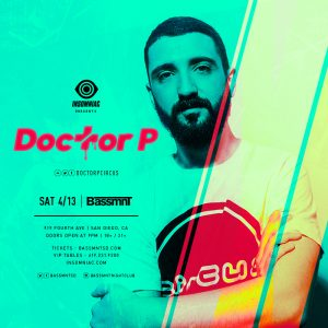 Doctor P at Bassmnt