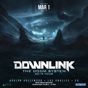 Downlink at Avalon - March 1, 2019
