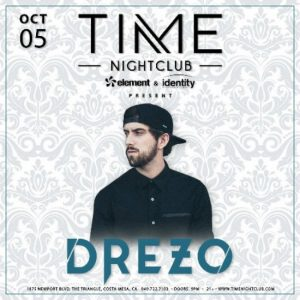 Drezo at Time NIghtclub