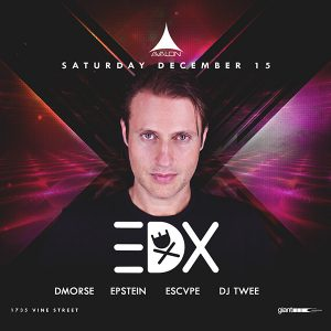 EDX at Avalon - Dec 15, 2018