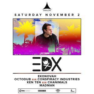 EDX at Avalon - Nov 2