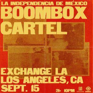 Boombox Cartel at Exchange LA