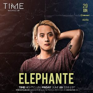 Elephante at Time - June 29, 2018