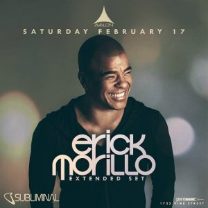 Erick Morillo at Avalon Hollywood
