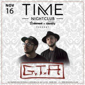 GTA at Time Nightclub