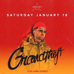 Grandtheft at Avalon - Jan 18
