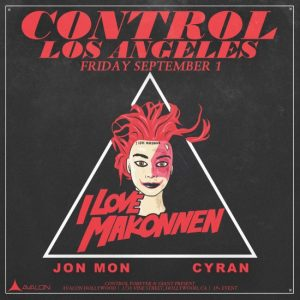 iLoveMakonnen at Avalon Hollywood