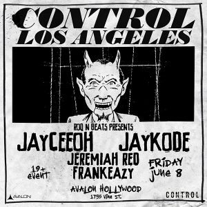 Jayceeoh at Avalon Hollywood - June 8, 2018