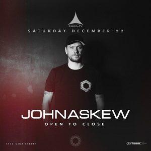 John Askew at Avalon - December 22, 2018