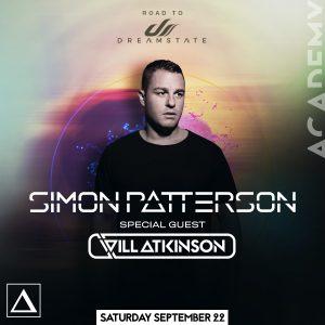 Simon Patterson at Academy LA