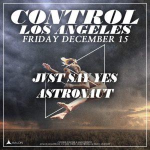 Jvst Say Yes at Avalon Hollywood