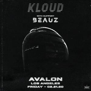KLOUD + BEAUZ at Avalon