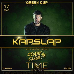 Kapslap at Time Nightclub - March 17, 2018