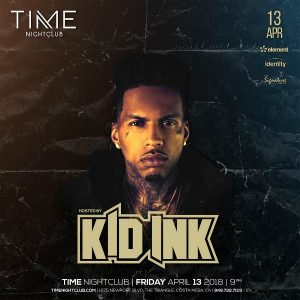 Kid Inc. at Time Nightclub