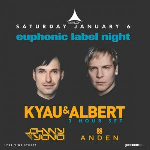 Kyau & Albert at Avalon Hollywood