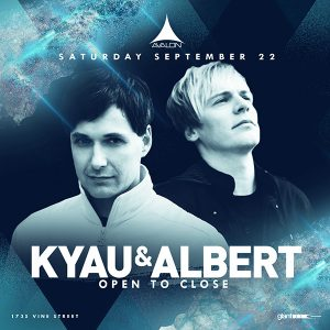 Kyau Albert At Avalon Hollywood Tickets Guestlist