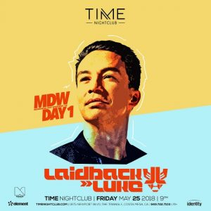 Laidback Luke at Time Nightclub - May 25, 2018