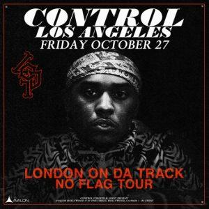 London On Da Track at Avalon Hollywood