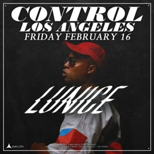 Lunice at Avalon Hollywood - February 16, 2017