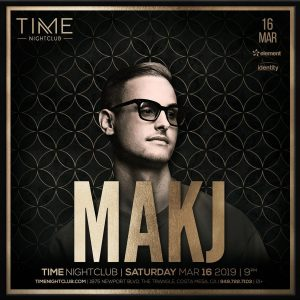 MAKJ at Time - March 16, 2019