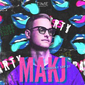 MAKJ at Time - Sep 21, 2019